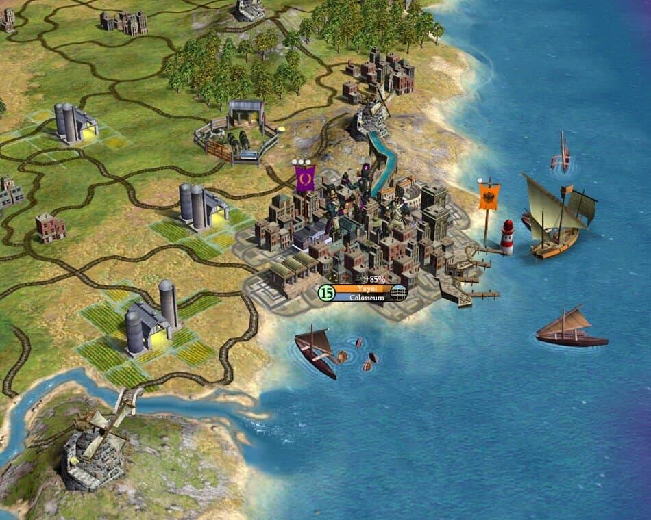 Bild von Sid Meier's Civilization IV: The Complete Edition [Mac]