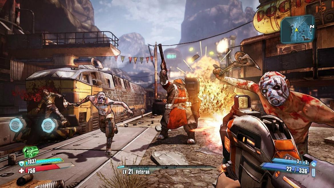 Borderlands 2 Game of the Year [Mac]