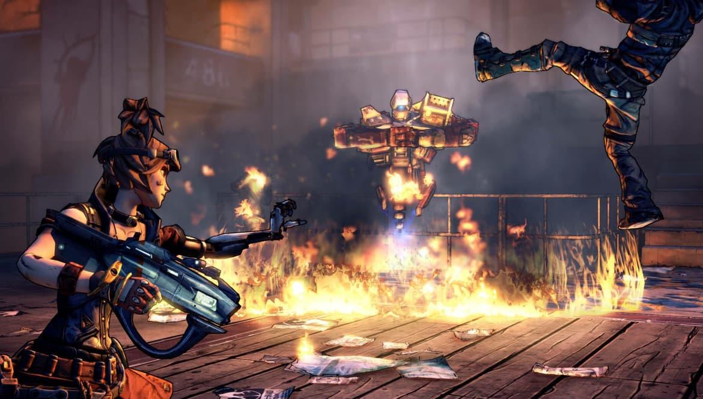 Borderlands 2 – Mechromancer Pack DLC