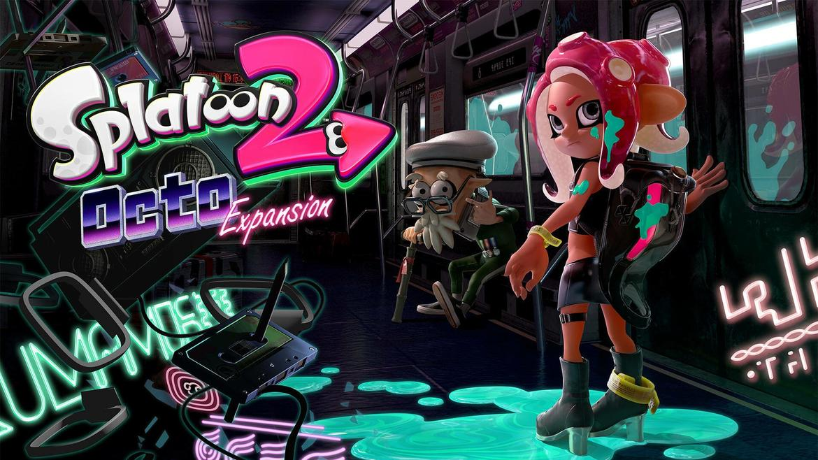 Picture of Splatoon 2: Octo Expansion EU Nintendo Switch