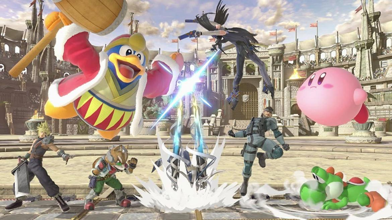 Imagen de Super Smash Bros Ultimate Hero Challenger Pack EU Nintendo Switch