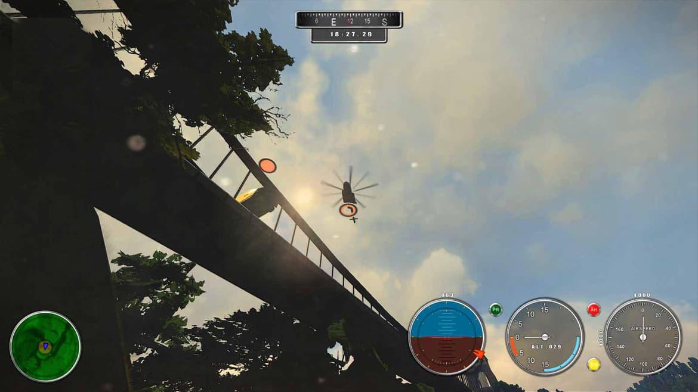 Helicopter Simulator - Search & Rescue