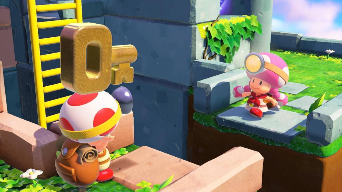 Picture of Captain Toad: Treasure Tracker – Special Episode EU Nintendo Switch