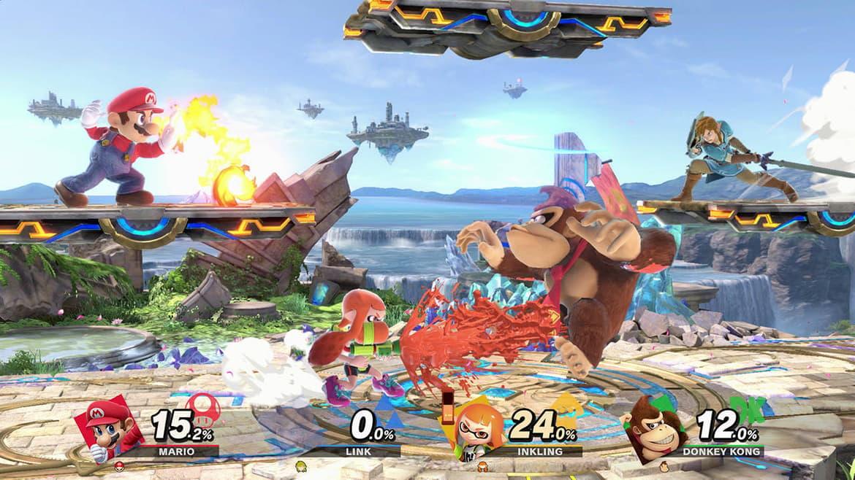 Image de Super Smash Bros. Ultimate: Fighters Pass Vol. 2 EU Nintendo Switch