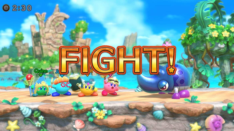 Bild von Super Kirby Clash 3000 Gem Apples EU Nintendo Switch