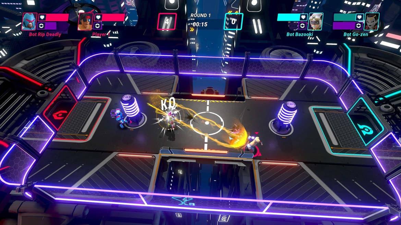 Obrazek HyperBrawl Tournament