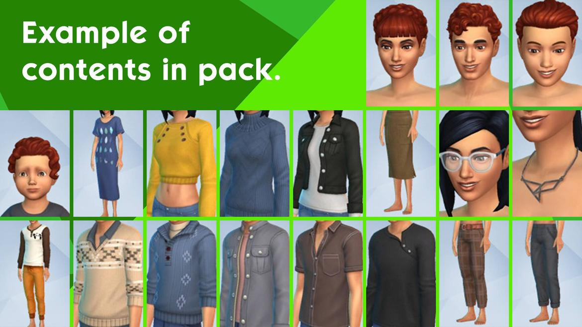 The Sims 4™ Tiny Living Stuff Pack