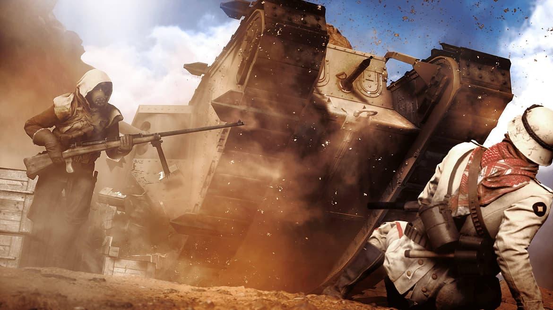 Picture of Battlefield 1 Battlepacks x 10 ROW