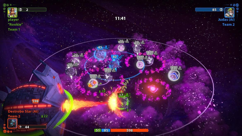 Planets Under Attack (Mac)