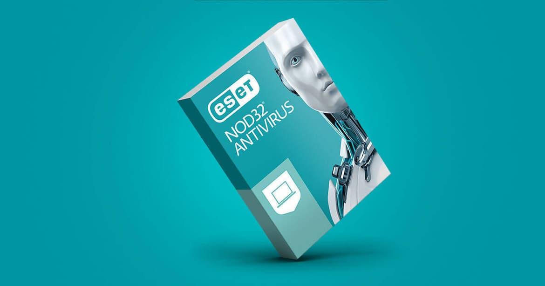 ESET NOD32 Antivirus - 1 Device - 2 Year