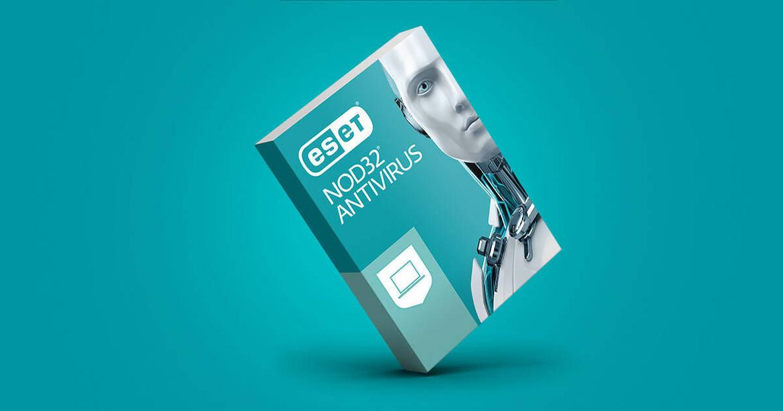 ESET NOD32 Antivirus - 2 Device - 1 Year