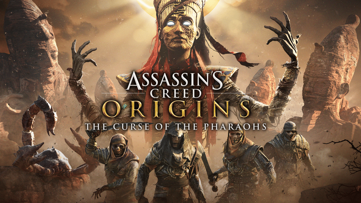 Assassin's Creed® Origins - DLC 2 The Curse of the Pharaohs