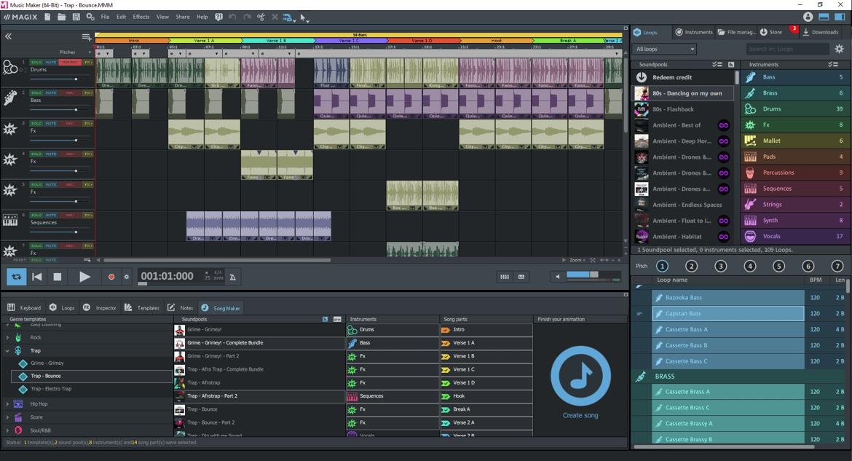 MAGIX Music Maker Plus Edition
