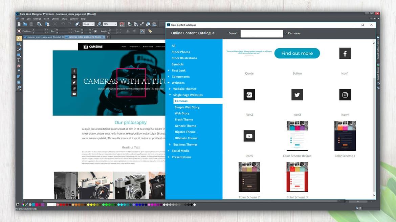 XARA Web Designer Premium 15