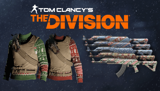 Tom Clancy's The Division - DLC 7 - Let It Snow Pack
