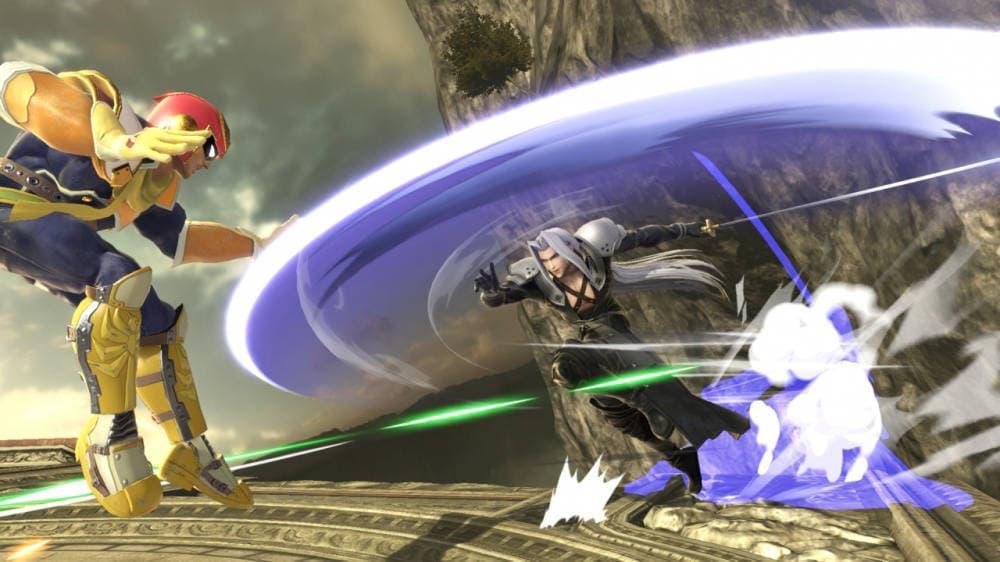 Super Smash Bros. Ultimate Challenger Pack 8: Sephiroth from FINAL FANTASY VII EU Nintendo Switch