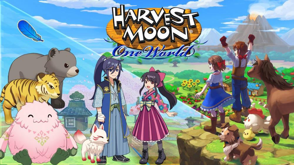 Harvest Moon: One World Season Pass EU Nintendo Switch