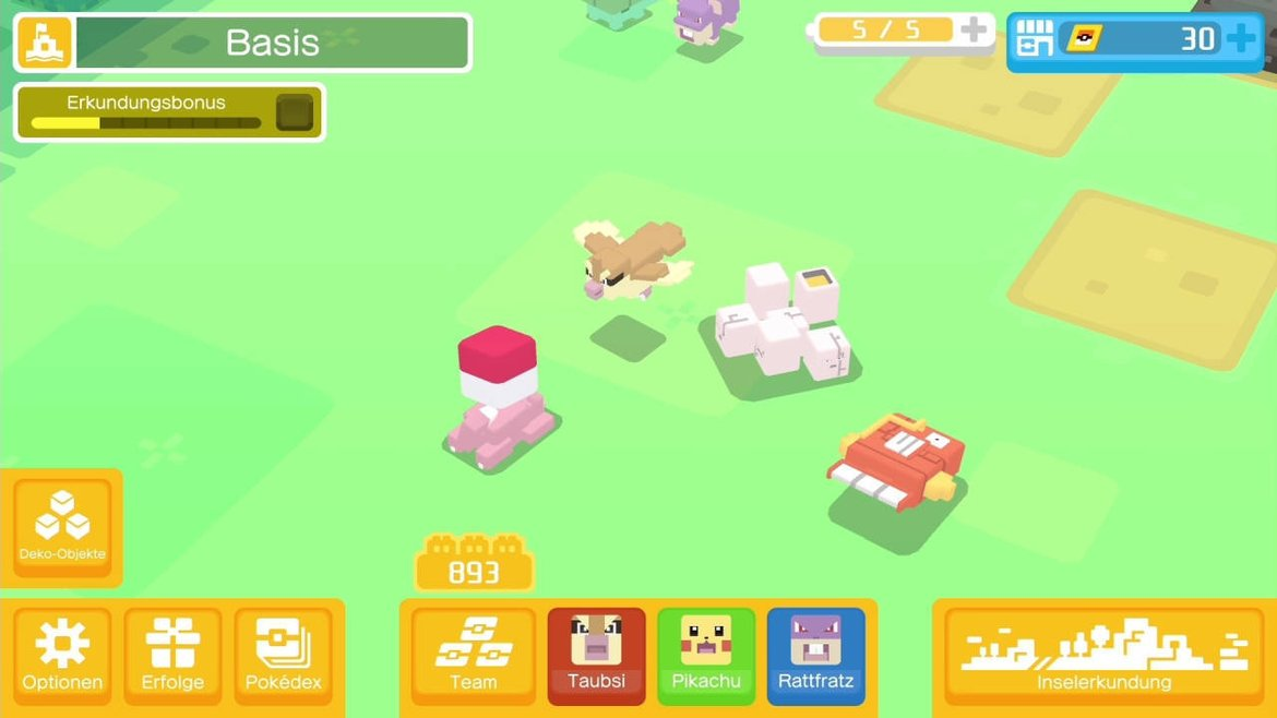 Imagen de Pokemon Quest Sharing Stone EU Nintendo Switch
