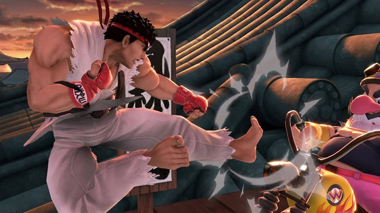 Imagen de Super Smash Bros Ultimate Fighters Pass EU Nintendo Switch