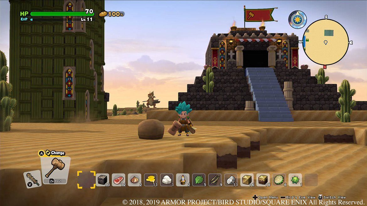 Imagen de Dragon Quest Builders 2 - Aquarium Pack EU Nintendo Switch