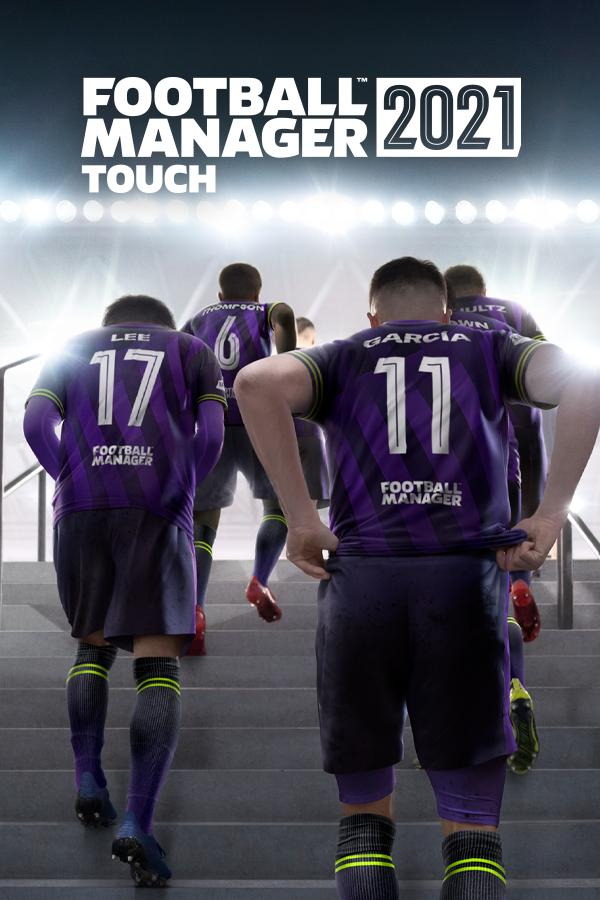 Football Manager 2021 Touch - TR resmi