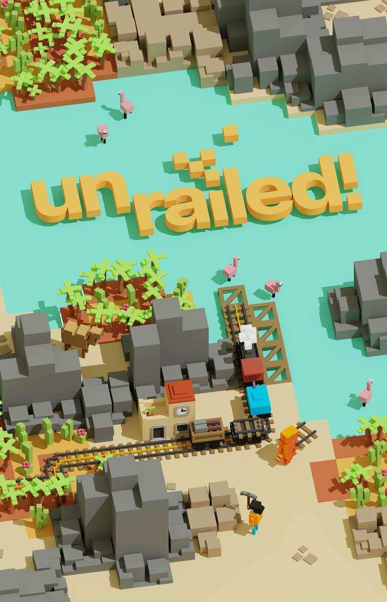 Bilde av Unrailed!