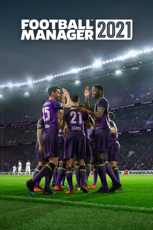 Football Manager 2021 resmi