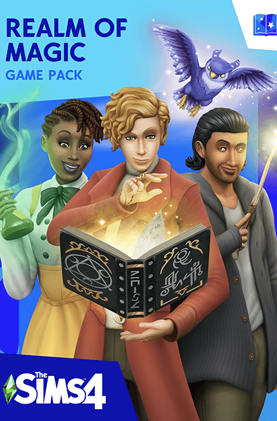 The Sims™ 4 Realm of Magic