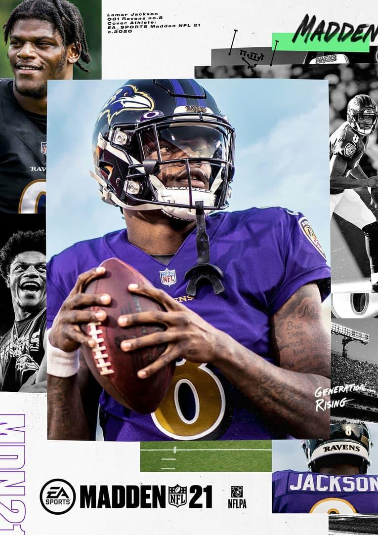 Bild von Madden NFL 21