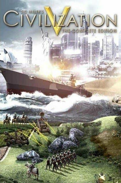 Sid Meier's Civilization V: Complete [Mac]