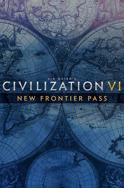 Civilization VI - New Frontier Pass [Mac]
