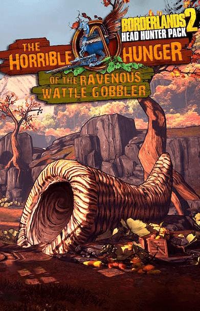 Borderlands 2: Headhunter 2: Wattle Gobbler [Mac]