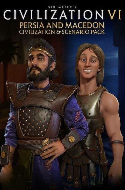 Sid Meier's Civilization VI - Persia and Macedon Civilization & Scenario Pack [Mac]