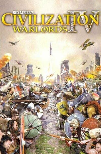 Sid Meier's Civilization IV: Warlords [Mac]