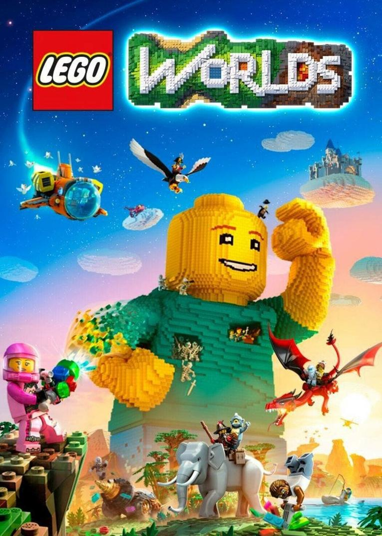Picture of LEGO Worlds