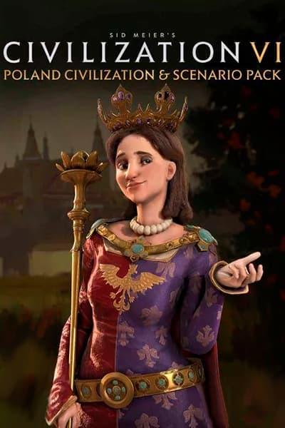Sid Meier's Civilization VI - Poland Civilization & Scenario Pack [Mac]