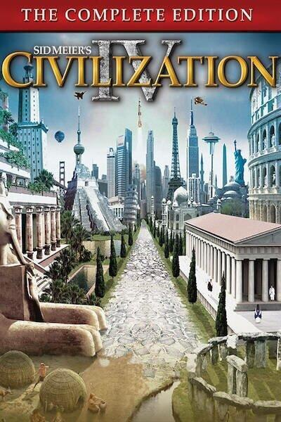Sid Meier's Civilization IV: The Complete Edition [Mac]