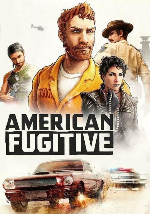 Image de American Fugitive  ROW 