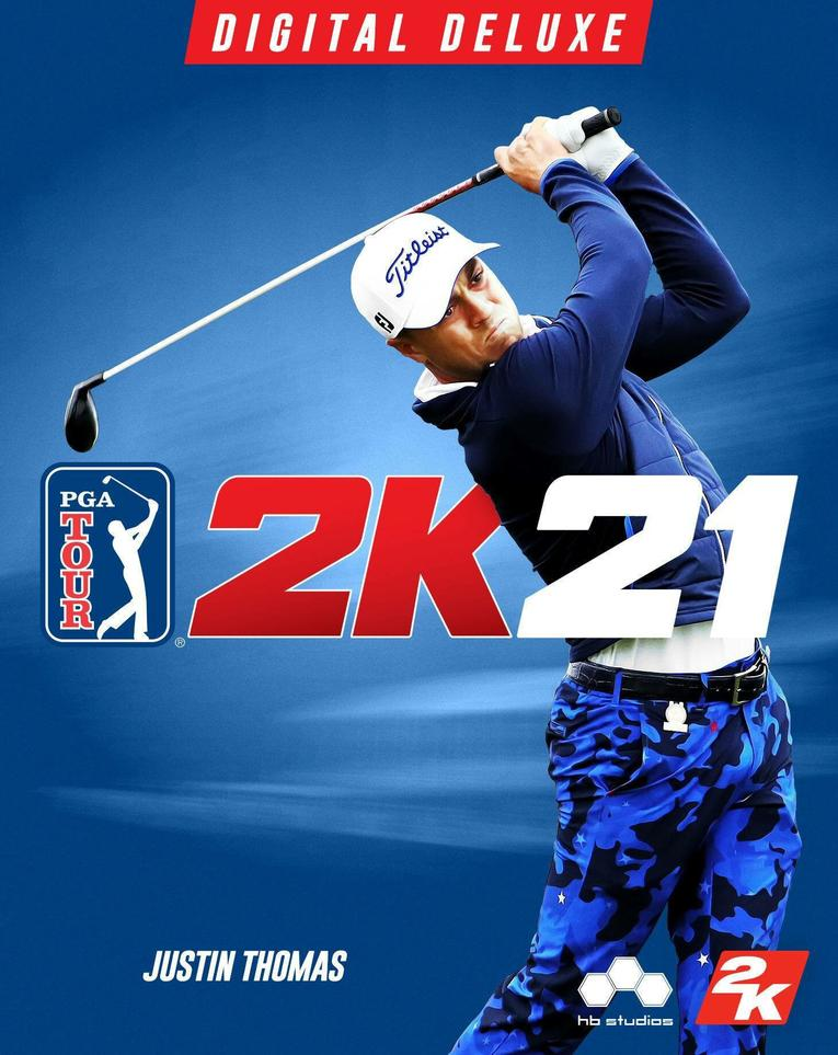 PGA TOUR 2K21 Digital Deluxe Edition