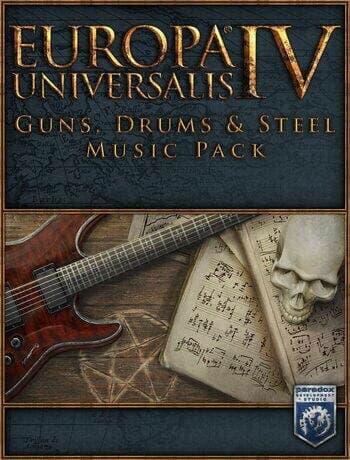 Europa Universalis IV: Guns, Drums and Steel music pack resmi