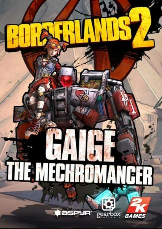 Borderlands 2 – Mechromancer Pack DLC