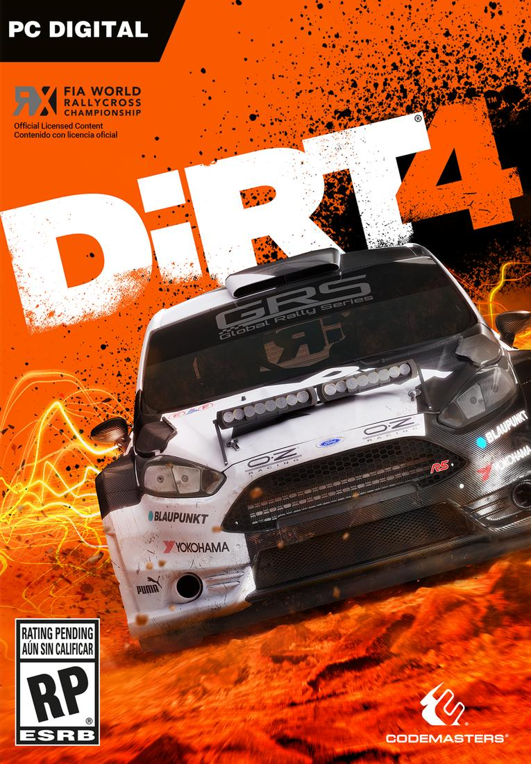 Picture of DiRT 4