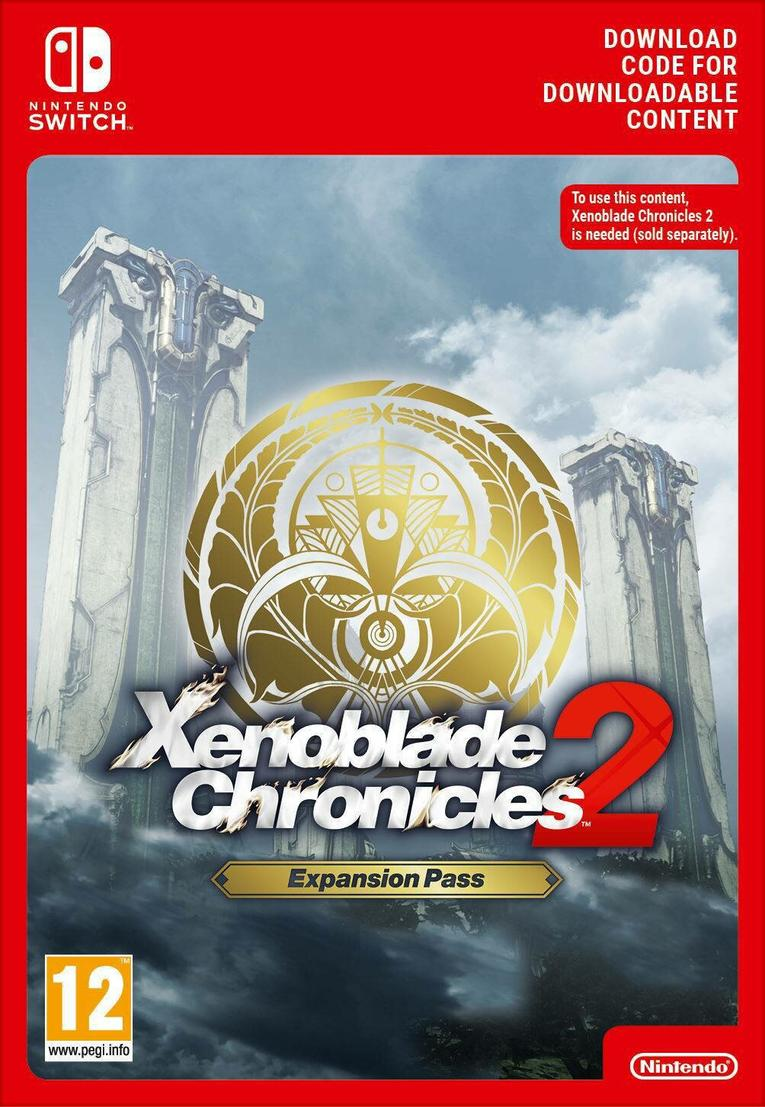 Picture of Xenoblade Chronicles 2: Expansion Pass EU Nintendo Switch