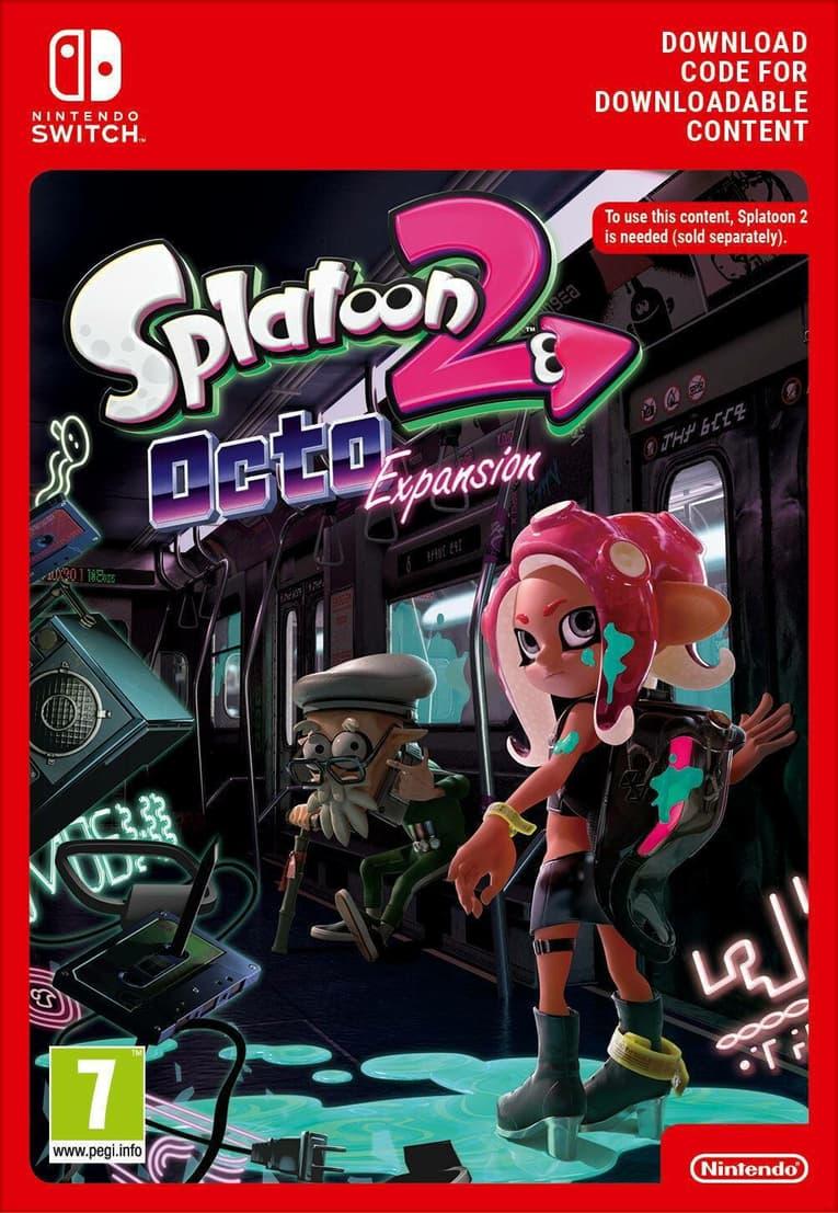 Obrazek Splatoon 2: Octo Expansion EU Nintendo Switch