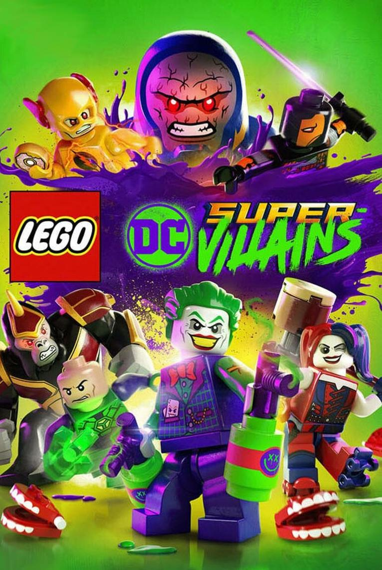 Picture of LEGO DC Super-Villains