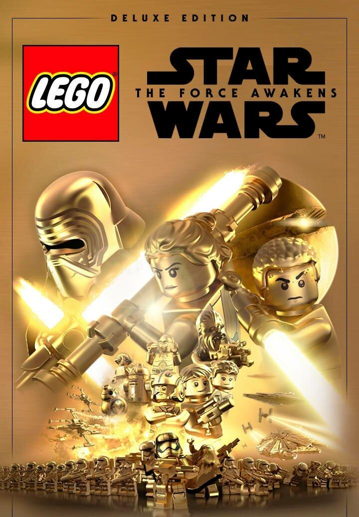 Picture of LEGO Star Wars: The Force Awakens - Deluxe Edition