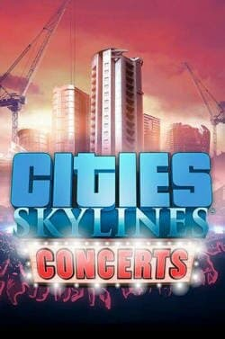 Cities: Skylines - Concerts resmi