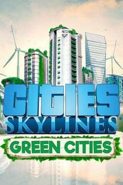 Cities: Skylines - Green Cities resmi