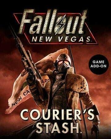 Fallout New Vegas: Courier's Stash resmi