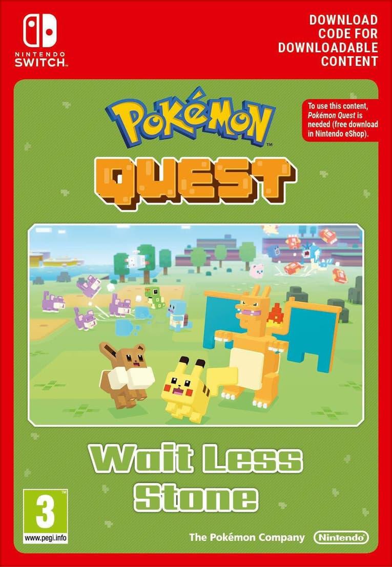 Picture of Pokemon Quest Wait Less Stone EU Nintendo Switch